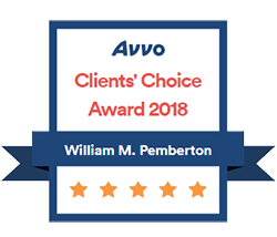Clients Choice 2018 William Pemberton