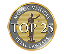 Motor Vehicle Trial Lawyers Association Top 25