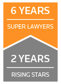 Super Lawyers 5 years